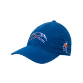 Wisconsin-Platteville Royal OttoFlex Unstructured Low Profile Hat-Crossed Axes