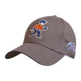 Charcoal Heavyweight Twill Pro Style Hat-Mascot
