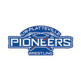 Small Magnet-Pioneers Wrestling, 6 in Wide