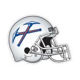 Football Helmet Magnet-Crossed Axes