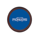 Round Coaster Frame w/Insert-Official Logo