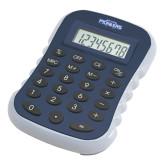Blue Large Calculator-Official Logo