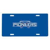 License Plate-Official Logo