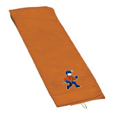 Orange Golf Towel-Mascot