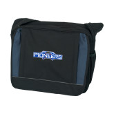 Excel Black/Blue Saddle Brief-Official Logo