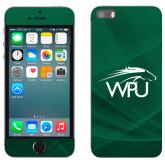 iPhone 5/5s Skin-WPU Primary Mark