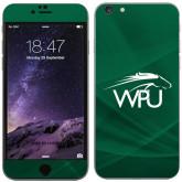 iPhone 6 Plus Skin-WPU Primary Mark