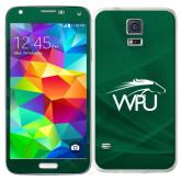 Galaxy S5 Skin-WPU Primary Mark