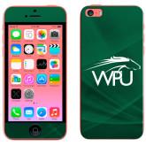 iPhone 5c Skin-WPU Primary Mark