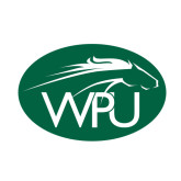Medium Decal-WPU Primary Mark, 8 inches