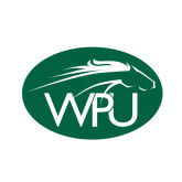 Small Decal-WPU Primary Mark, 6 inches