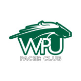 Small Decal-Pacer Club, 6 inches