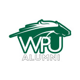 Alumni Decal-Alumni, 6 inches