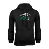 Black Fleece Hoodie-WPU Primary Mark