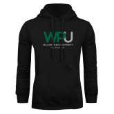 Black Fleece Hoodie-WPU William Peace University