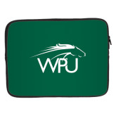 15 inch Neoprene Laptop Sleeve-WPU Primary Mark