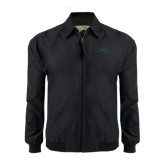 Black Players Jacket-Pacer Head