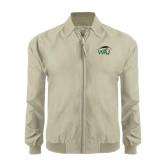 Khaki Players Jacket-WPU Primary Mark