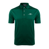 Dark Green Dry Mesh Polo-Pacer Head