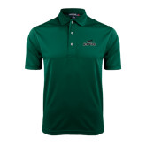 Dark Green Dry Mesh Polo-Arched Pacer w/ Pacer