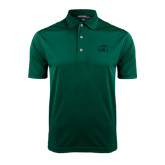 Dark Green Dry Mesh Polo-WPU Primary Mark Tone