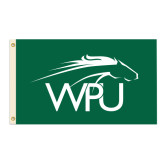 3 ft x 5 ft Flag-WPU Primary Mark