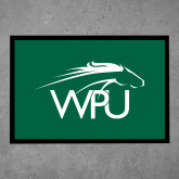 Full Color Indoor Floor Mat-WPU Primary Mark