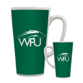 Full Color Latte Mug 17oz-WPU Primary Mark