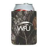 Collapsible Mossy Oak Camo Can Holder-WPU Primary Mark