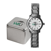Ladies Stainless Steel Fashion Watch-WPU Primary Mark