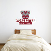 3 ft x 3 ft Fan WallSkinz-Worcester Academy