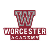 Medium Decal-Worcester Academy, 8 inches wide