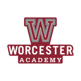 Small Decal-Worcester Academy, 6 inches wide