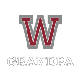 Small Decal-Grandpa, 6 inches wide