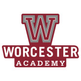Extra Large Decal-Worcester Academy, 18 inches wide
