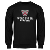 Black Fleece Crew-Worcester Academy