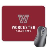 Full Color Mousepad-Worcester Academy