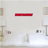 1.5 ft x 4 ft Fan WallSkinz-Mountaineers