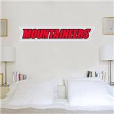 2 ft x 6.5 ft Fan WallSkinz-Mountaineers