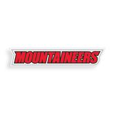 Medium Decal-Mountaineers