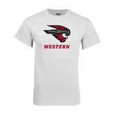 White T Shirt-Mad Jack Western