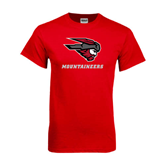 Red T Shirt-Mad Jack Mountaineers