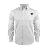 Red House White Long Sleeve Shirt-Mad Jack Mountaineers