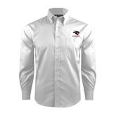 Red House White Dobby Long Sleeve Shirt-Mad Jack Mountaineers