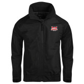 Black Charger Jacket-Interlocking W Mountaineers - Official Logo