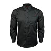 Red House Black Long Sleeve Shirt-Mad Jack Mountaineers