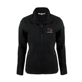 Ladies Black Softshell Jacket-Mad Jack Mountaineers