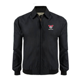 Black Players Jacket-W Western