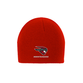 Red Knit Beanie-Mad Jack Mountaineers