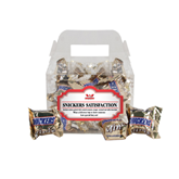 Snickers Satisfaction Gable Box-Interlocking W Mountaineers - Official Logo